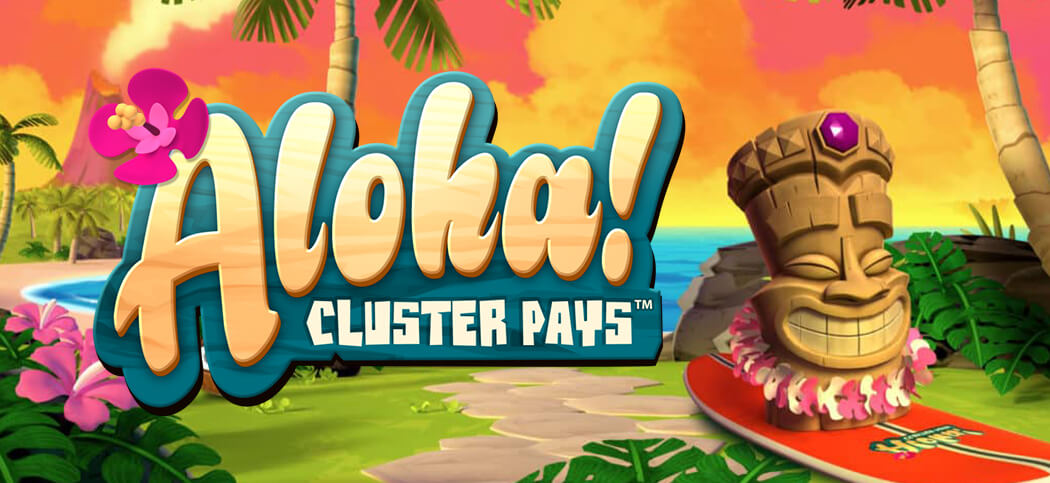 Aloha: Cluster Pays from NetEnt
