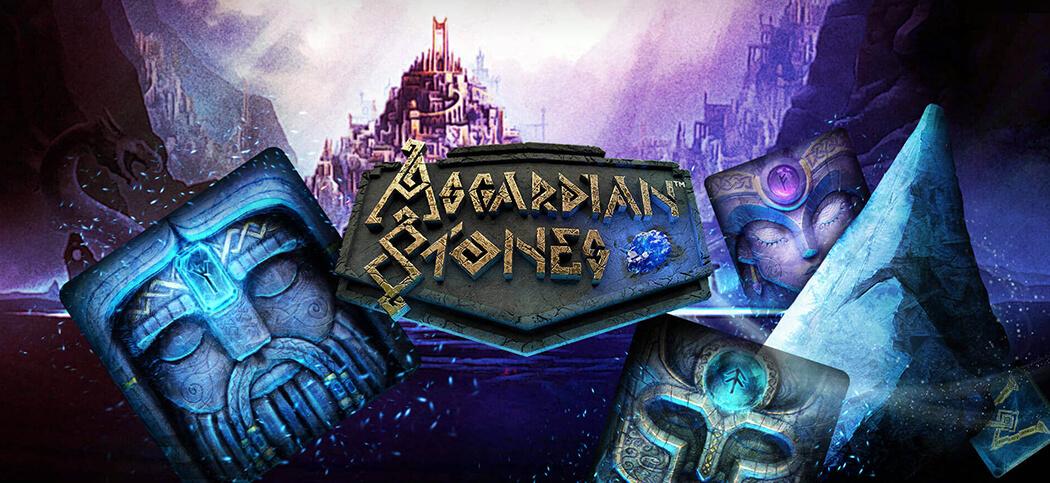 Asgardian Stones from NetEnt