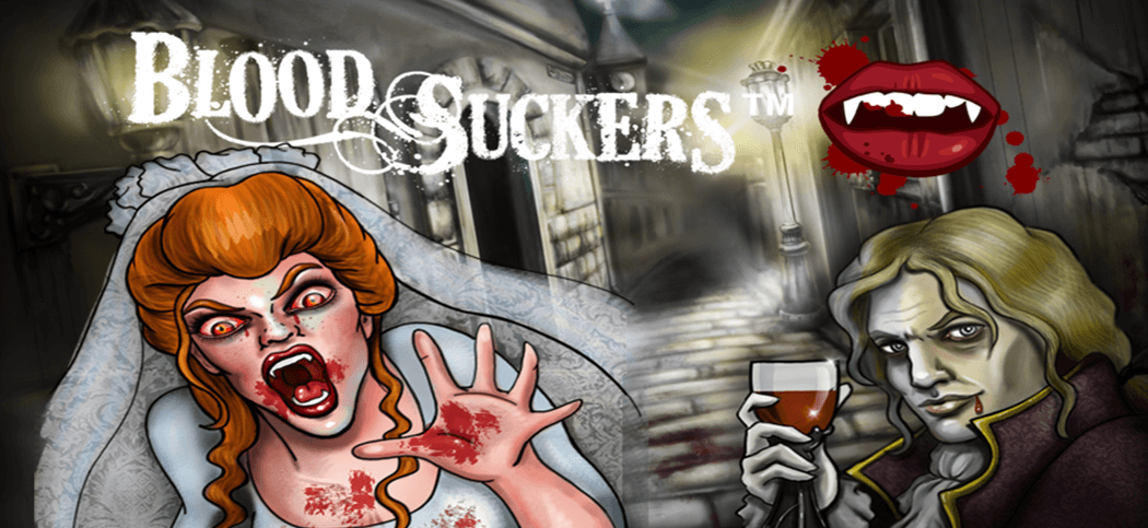 Blood Suckers from NetEnt - Play for Free
