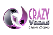 Crazy Vegas Casino - Bright purple and pink casino that is bursting with energy
