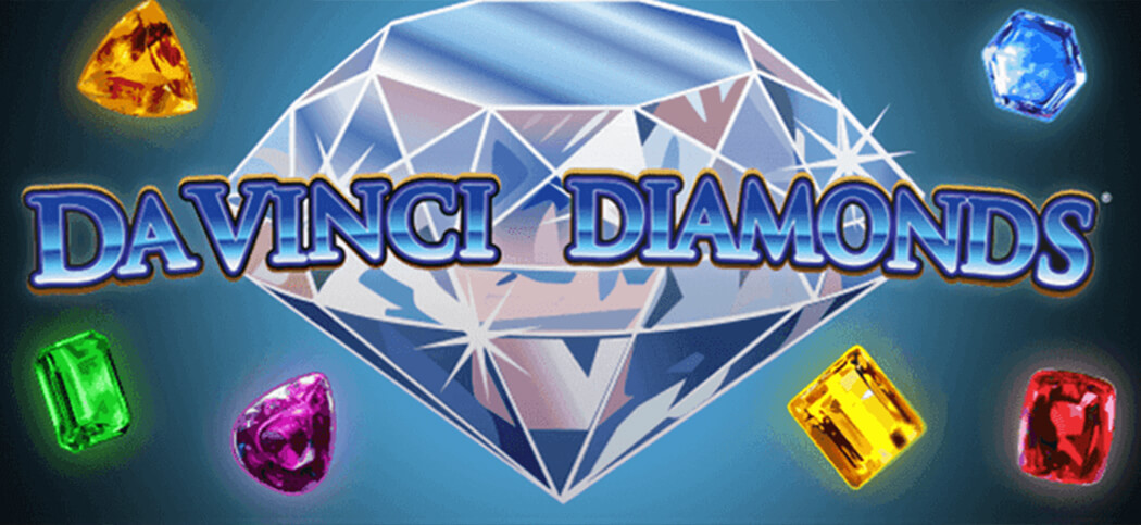 Da Vinci Diamonds from IGT