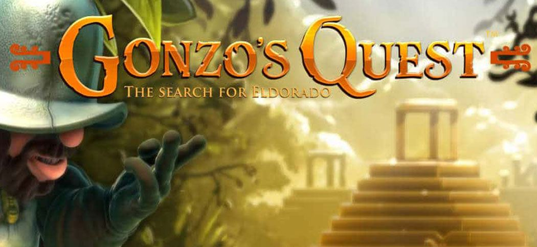 Gonzo's Quest from NetEnt - Play for Free