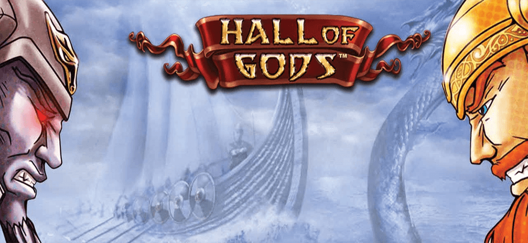Hall of Gods from NetEnt - Play for Free