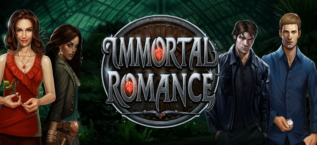 Immortal Romance from Microgaming - Play for Free