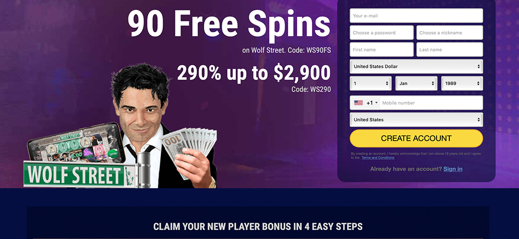 New Customer Betting Offers