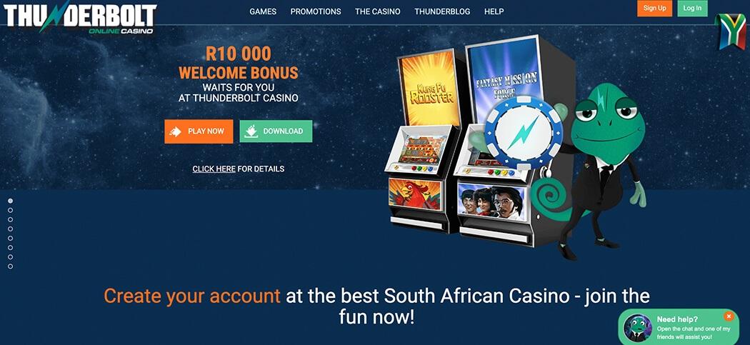 Thunderbolt Casino