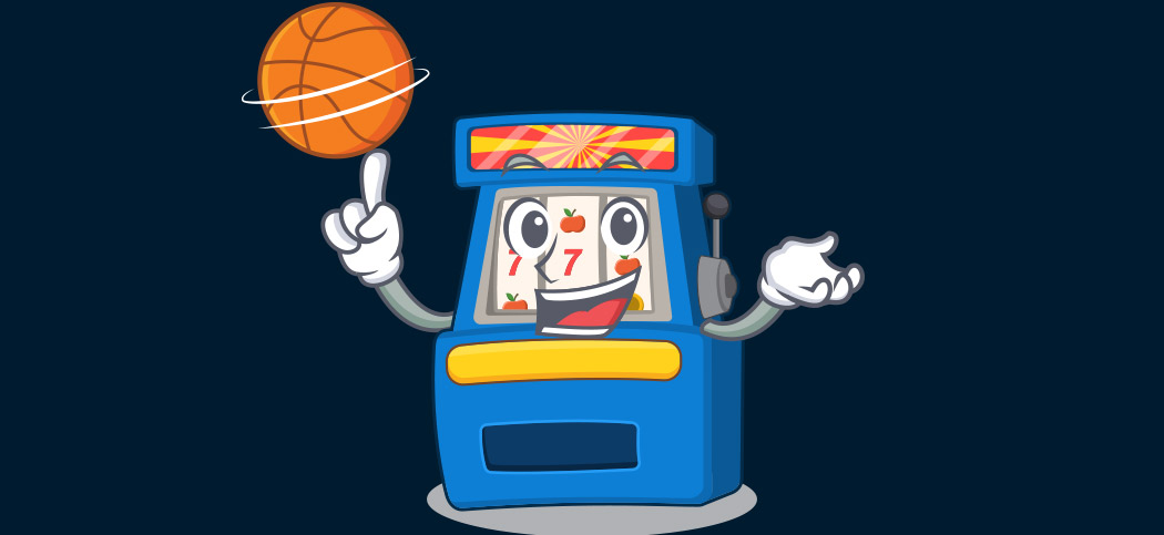 4 Best Basketball Themed Slot Machines with Free Spins