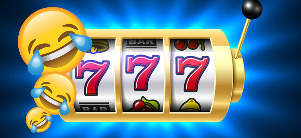 Five of The Funniest Slots You Can Play Online With Free Spins