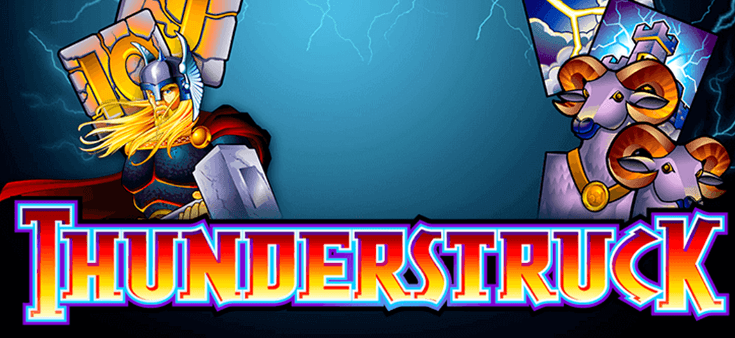 Thunderstruck from Microgaming - Play for Free